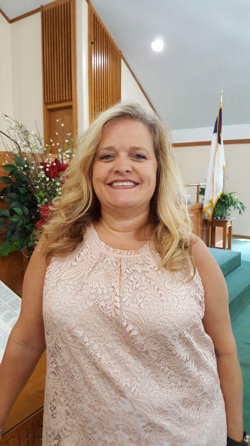 Kellie Cathey Children's Director
