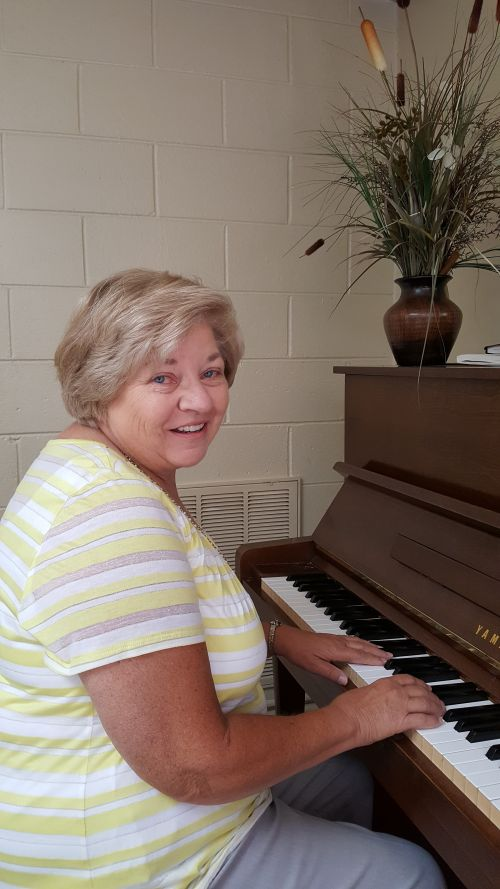 Ann Parnell Organist