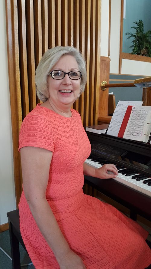 Becky Hall Pianist