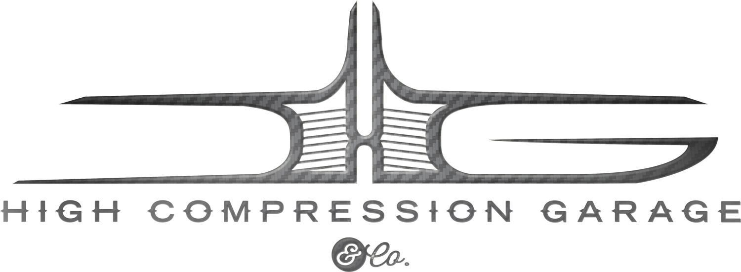 High Compression Garage & Co. | Handcrafted Motorcycles & Products