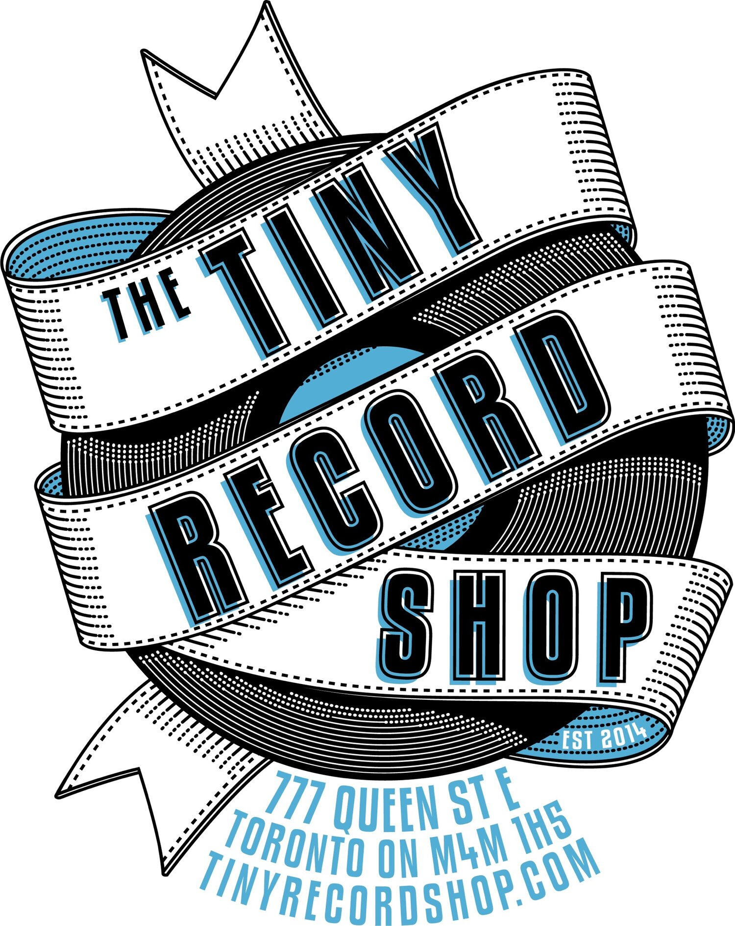 Tiny Record Shop | Not Your Average Record Shop