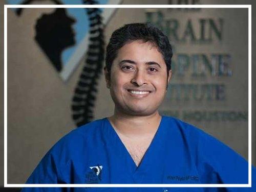 Meet Dr. Imran Fayaz -