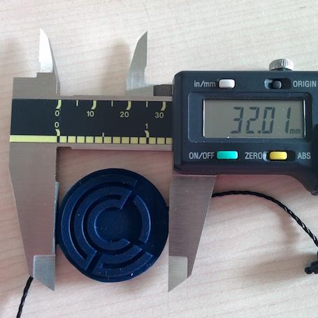 NFC Silicone Hang Tag -