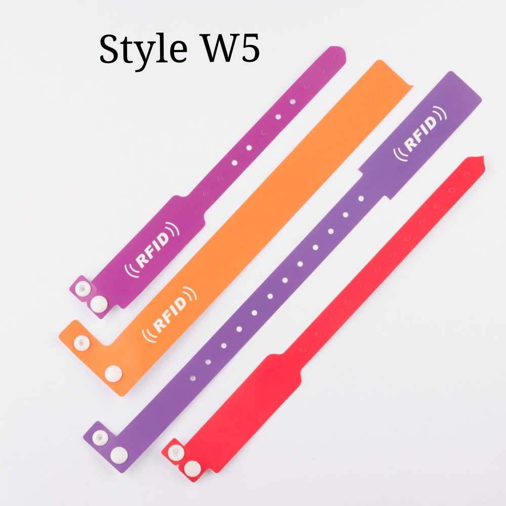 Button Snap Bracelet