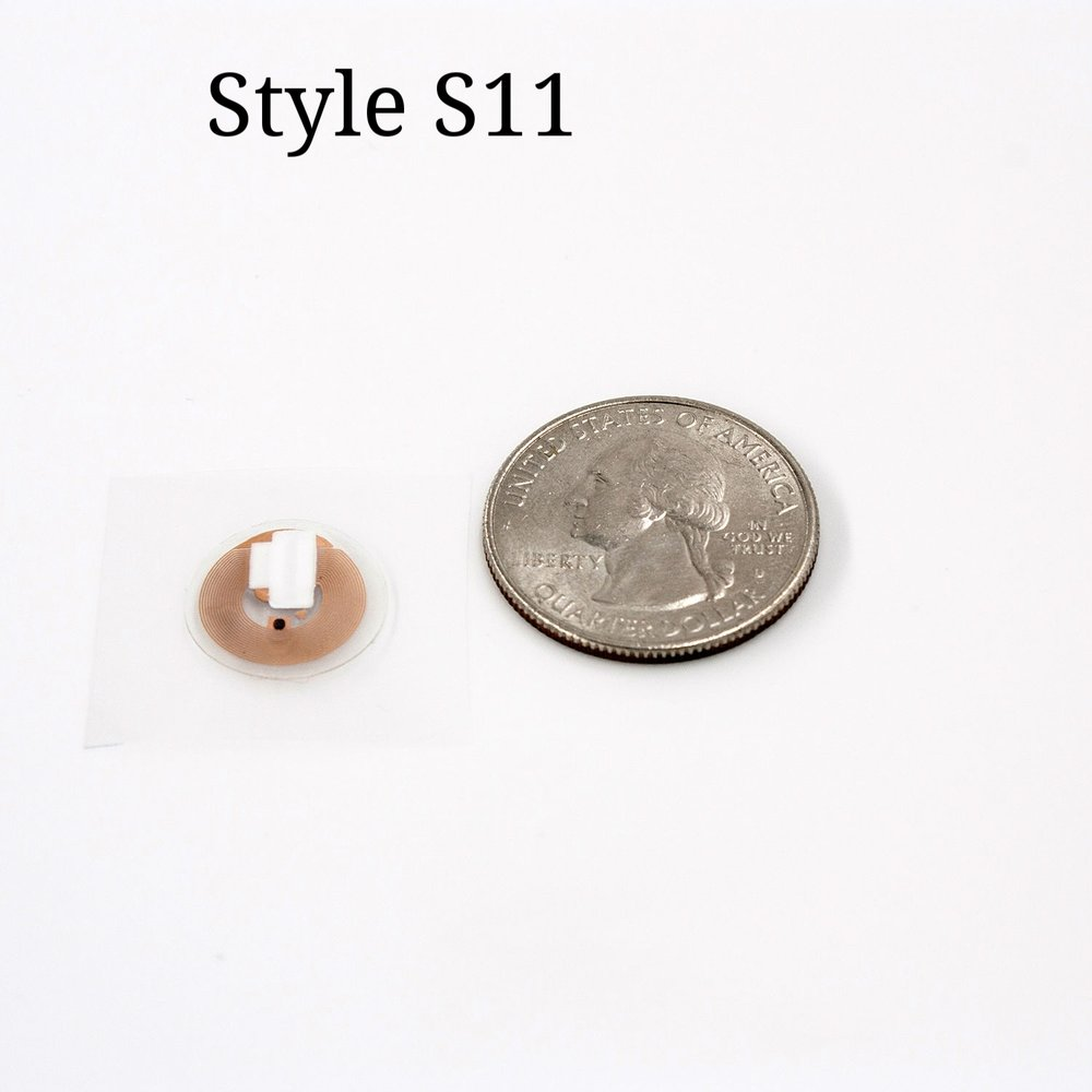Tiny NFC Stickers