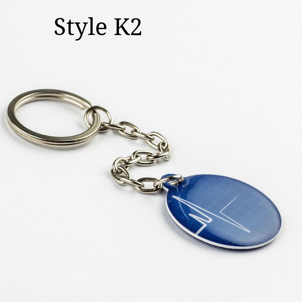 NFC Keychain
