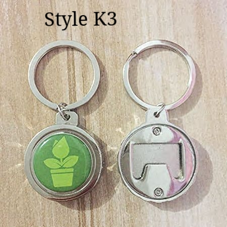 NFC Bottle Opener Keychain