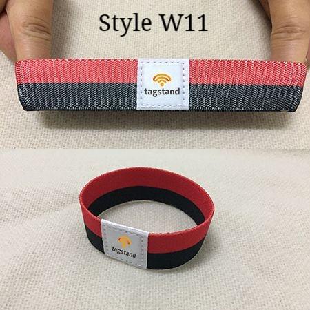 NFC Elastic Wristband