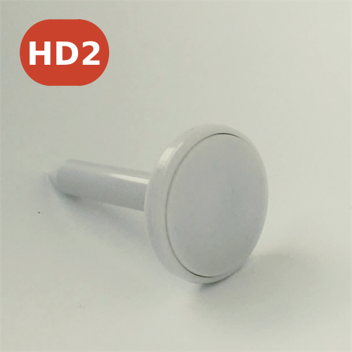 Plastic Nail with NFC head