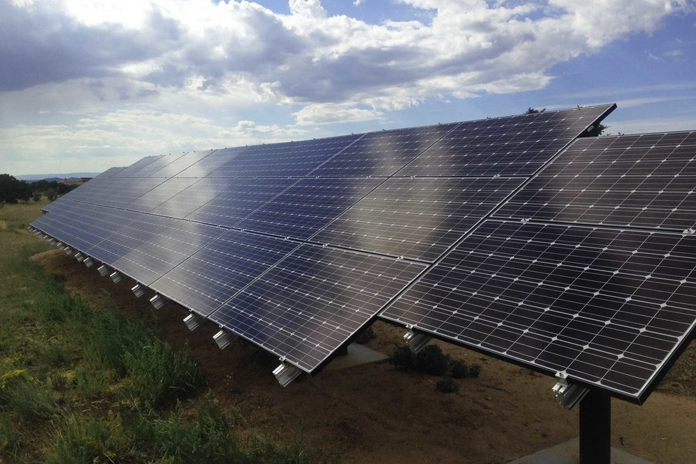 We provide optimal design and installation of solar photovoltaic power systems for New Mexico residential, commercial and industrial customers