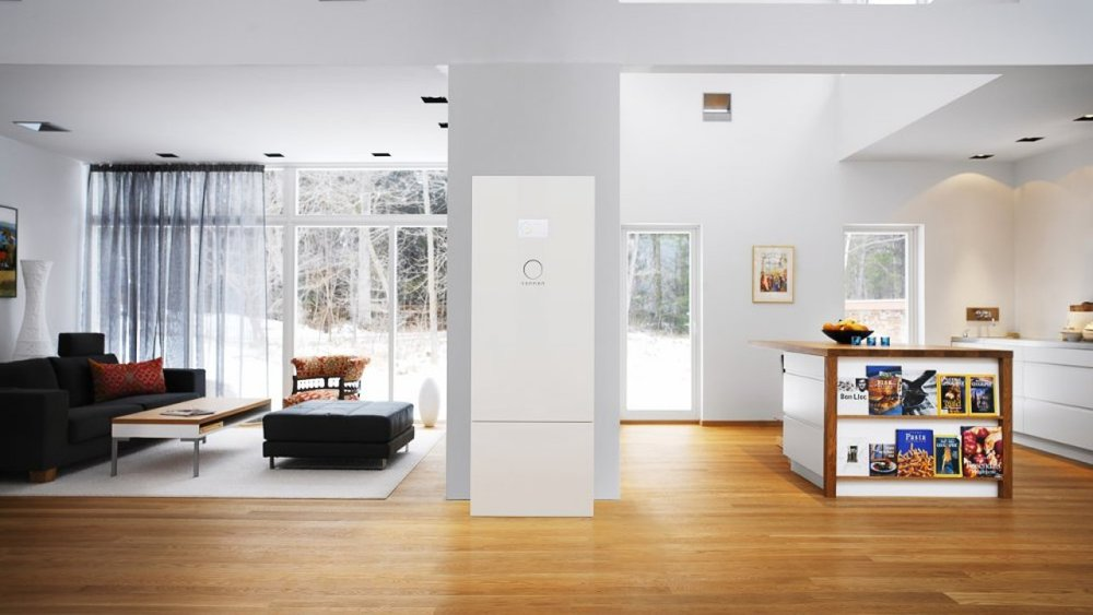 A Declaration of Independence for Your Home. - The SonnenBatterie Eco energy storage system combines safe and reliable battery technology with intelligent energy management software to manage your solar energy usage throughout the day – saving you money and providing peace of mind.