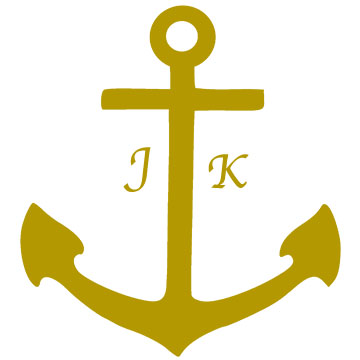 Julie & Kyle Wedding Logo