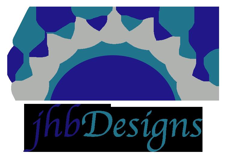 Initial jhbDesigns Full Logo