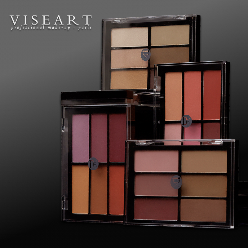 VISEART Blush Palettes 2016  PHOTO: Anthony Rogers