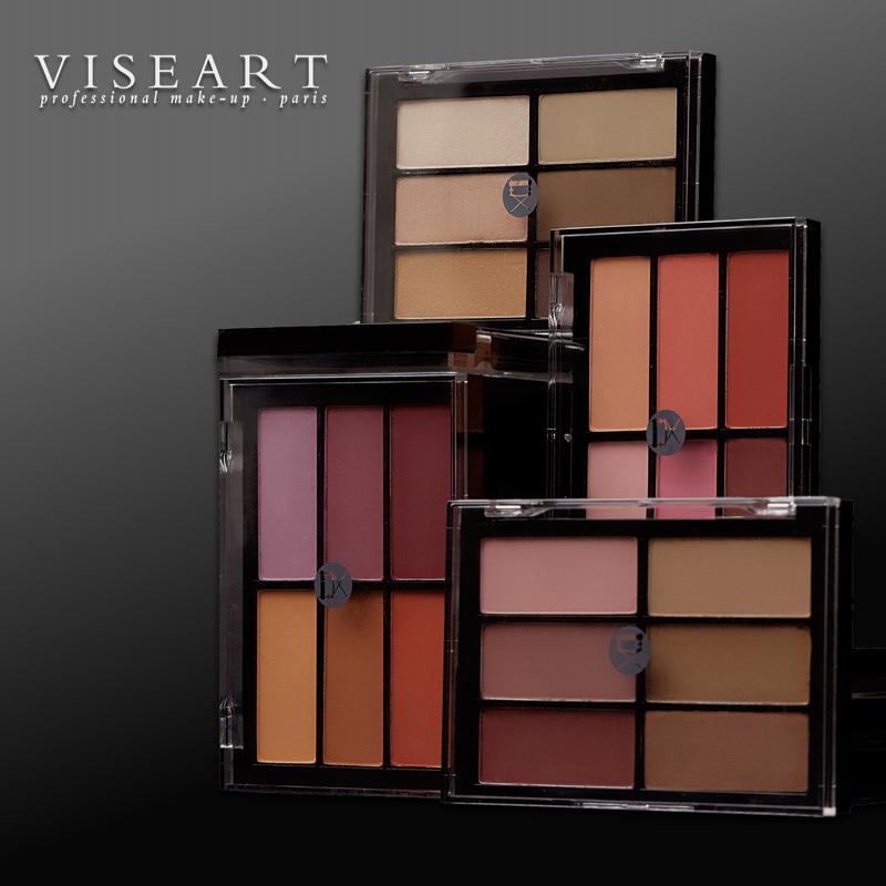 VISEART Blush Palettes 2016  PHOTO: Anthony Rogers