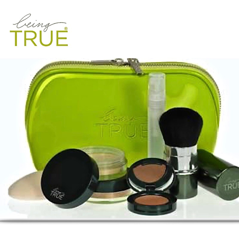 BEING TRUE COSMETICS 2008  PHOTO: Martin Leyard