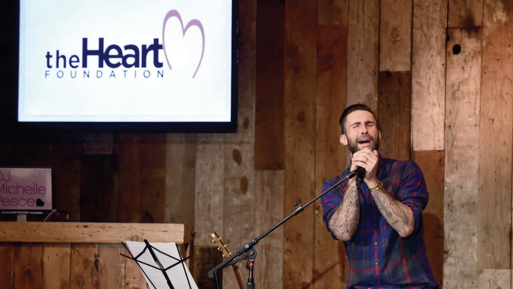 The Heart Foundation's 20th Anniversary Event