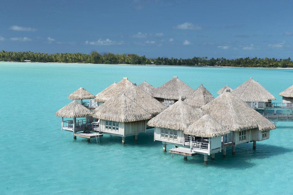 St. Regis Bora Bora 10 Year Anniversary