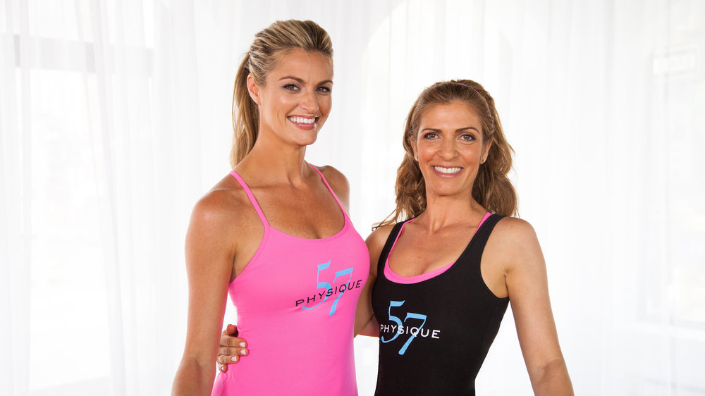 "Physique 57 ""Get Fit Quick with Erin Andrews"""