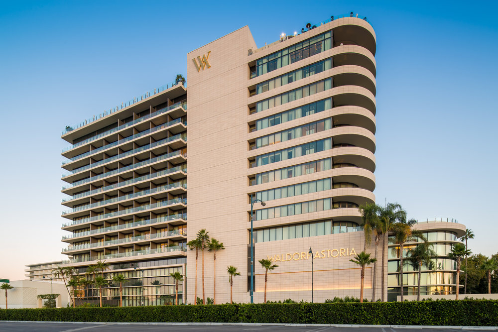 Waldorf Astoria Beverly Hills Grand Opening