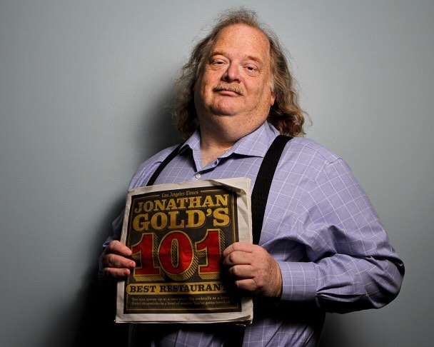 To a man who lived and wrote beautifully, who broadened horizons, challenged perceptions, and made Los Angeles feel like home. Jonathan Gold, you will be missed.