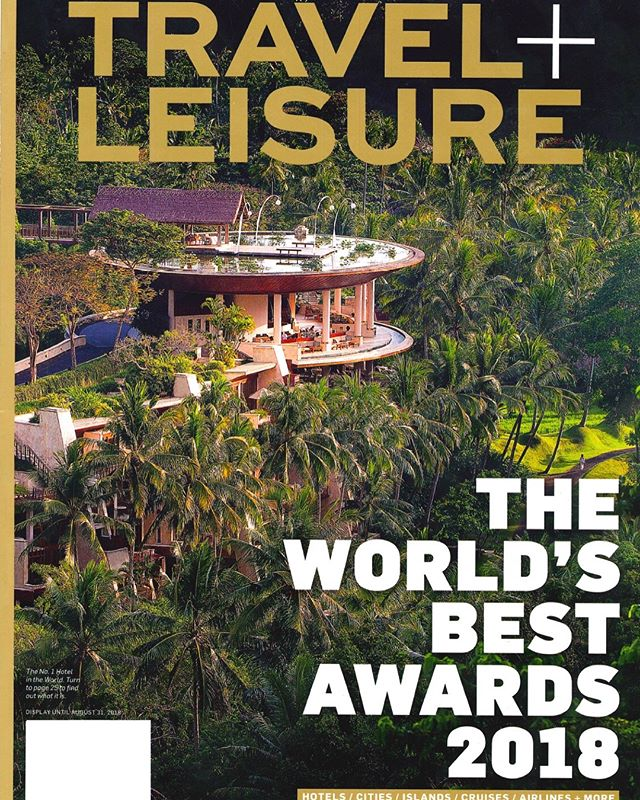 Congratulations to @stregisborabora for winning the @travelandleisure World's Best Award for Top Resort Hotel in the South Pacific and to @cottonhousehotel for making the Top 5 Resorts in Barcelona! ✨ . . . . #travel #travelblogger #award #art #beautifuldestinations #adventure #vacation #lifestyle #travelandleisure #worldsbest