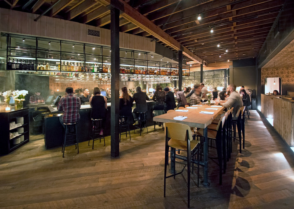 Iconic Dining at Ysabel, Laurel Hardware and Mezcal Bar