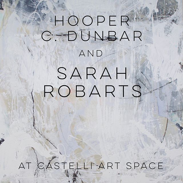 Join us and @vernissageofficial at @castelliartspace September 7-8 for an exclusive look at the work of @hooperdunbar and @sarah_robarts! ✨ . . . . #travel #travelblogger #art #beautifuldestinations #adventure #lifestyle #artistsoninstagram #artist #fineart #design #painter
