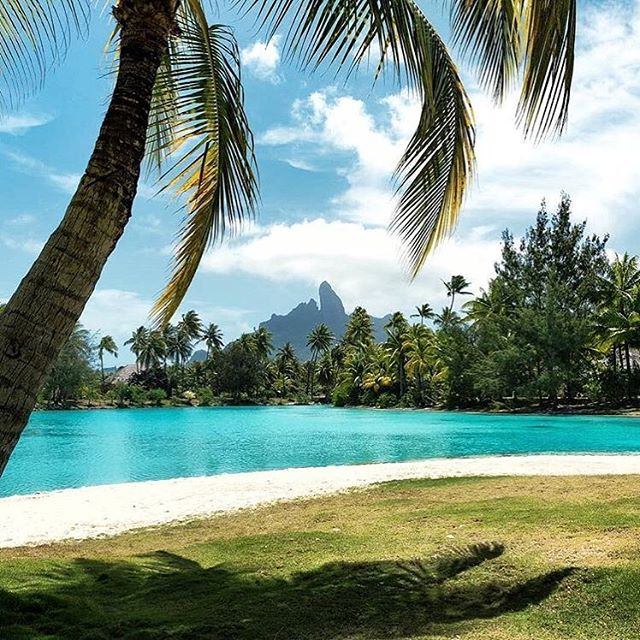 How we're spending Labor Day. @StRegisBoraBora #LaborDay #Paradise 📸: @stregishotels . . . . #travel #travelblogger #beautifuldestinations #adventure #vacation #BoraBora #lifestyle #tropical  #beaches #beautifulbeaches #labordayweekend #summer #summervibes #tropicalgetaway