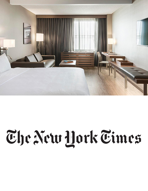 AC Hotels in The New York Times