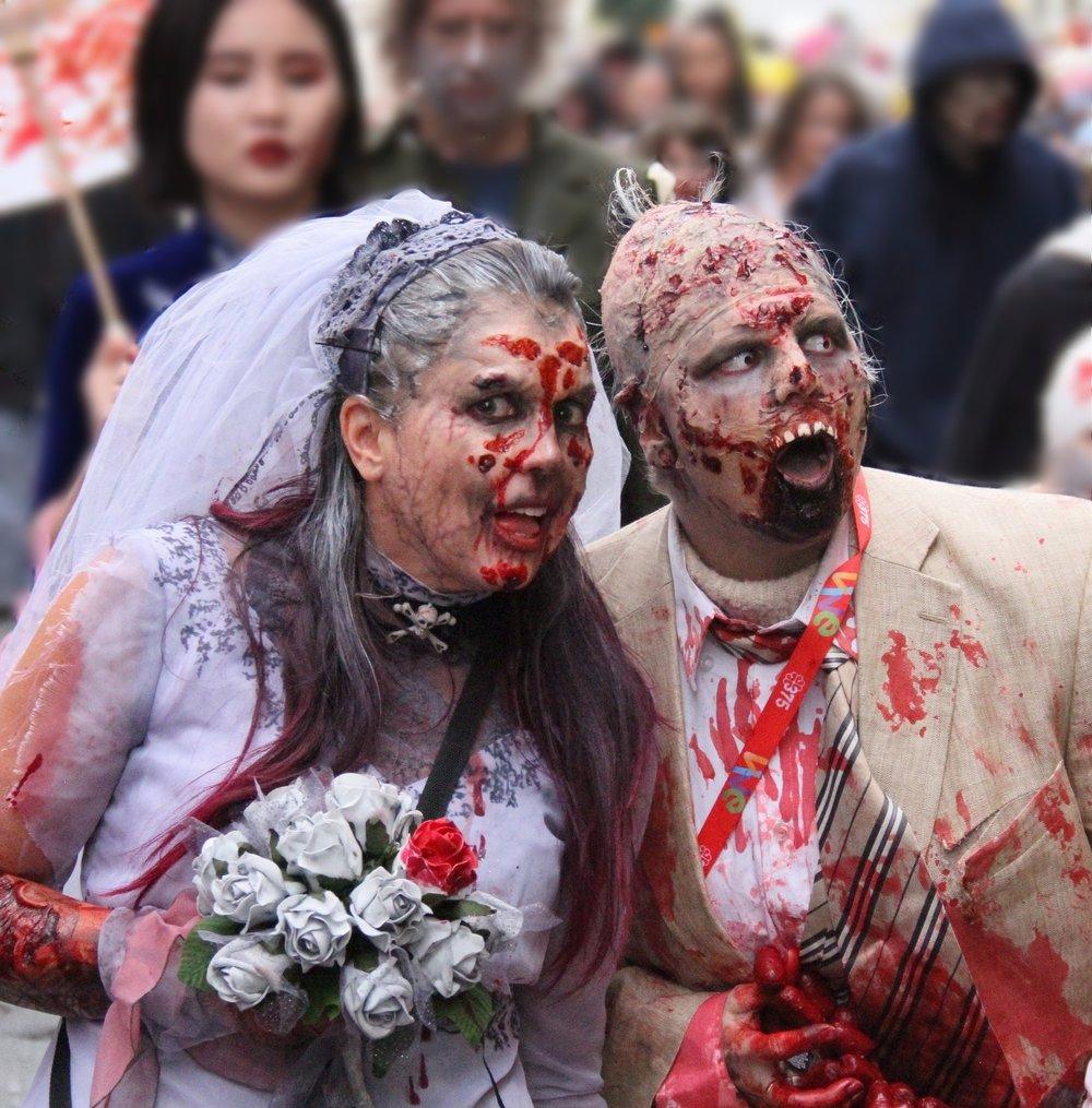 COMMENT FÊTER HALLOWEEN À MONTRÉAL ?   Notre sélection 2017 ! Zombie Walk, visites hantées, shows.. Voici notre sélection des activités à découvrir à Montréal en ce terrifiant Halloween !    > Plus d'infos ici