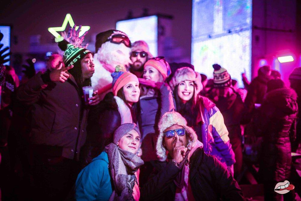 PREMIER WKND EXPLOSIF À L' IGLOOFEST !   Connaissez vous ce festival plein air ? rassemblant de célèbres musiciens électroniques dans une foule de festivaliers prêt à s'aventurer dans le froid pour une ambiance de feu !   > Plus d'infos ici