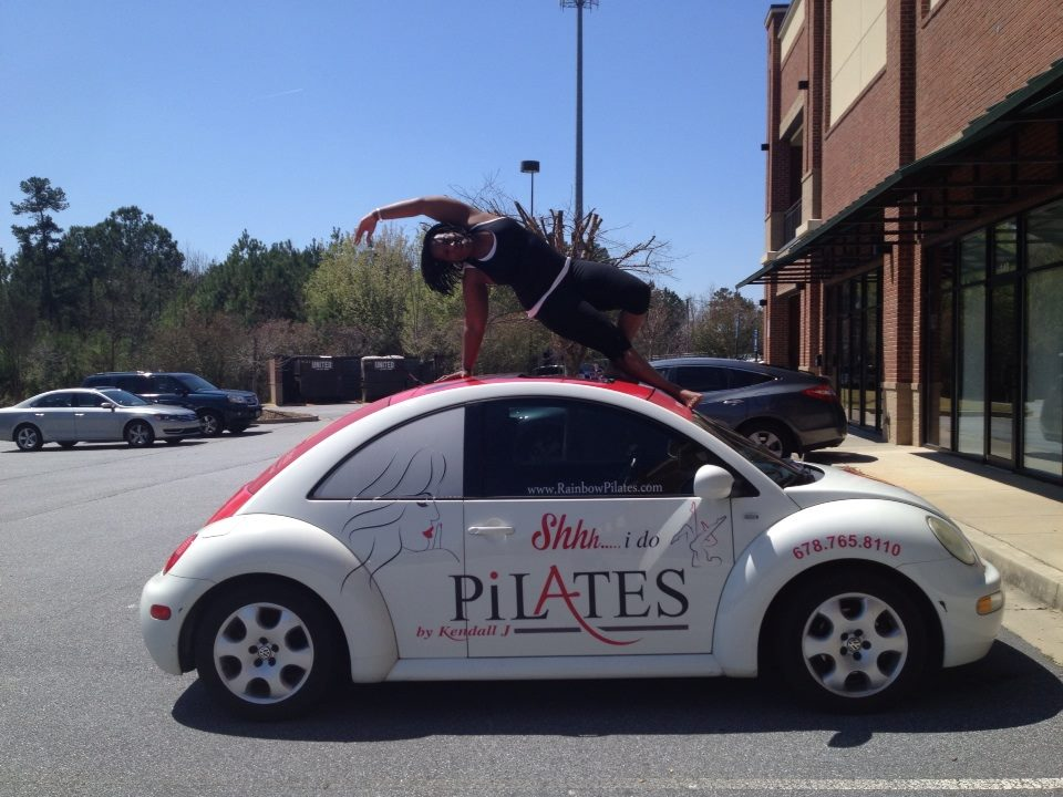 Sonya Simpson    Owner | Shhh i do Pilates & Trap Pilates Instructor/Trainer