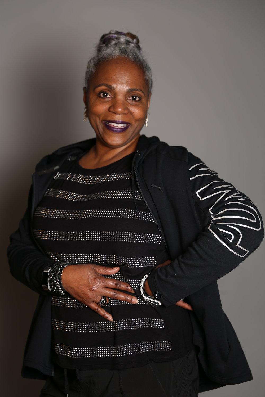 Gina Davis    Studio Manager