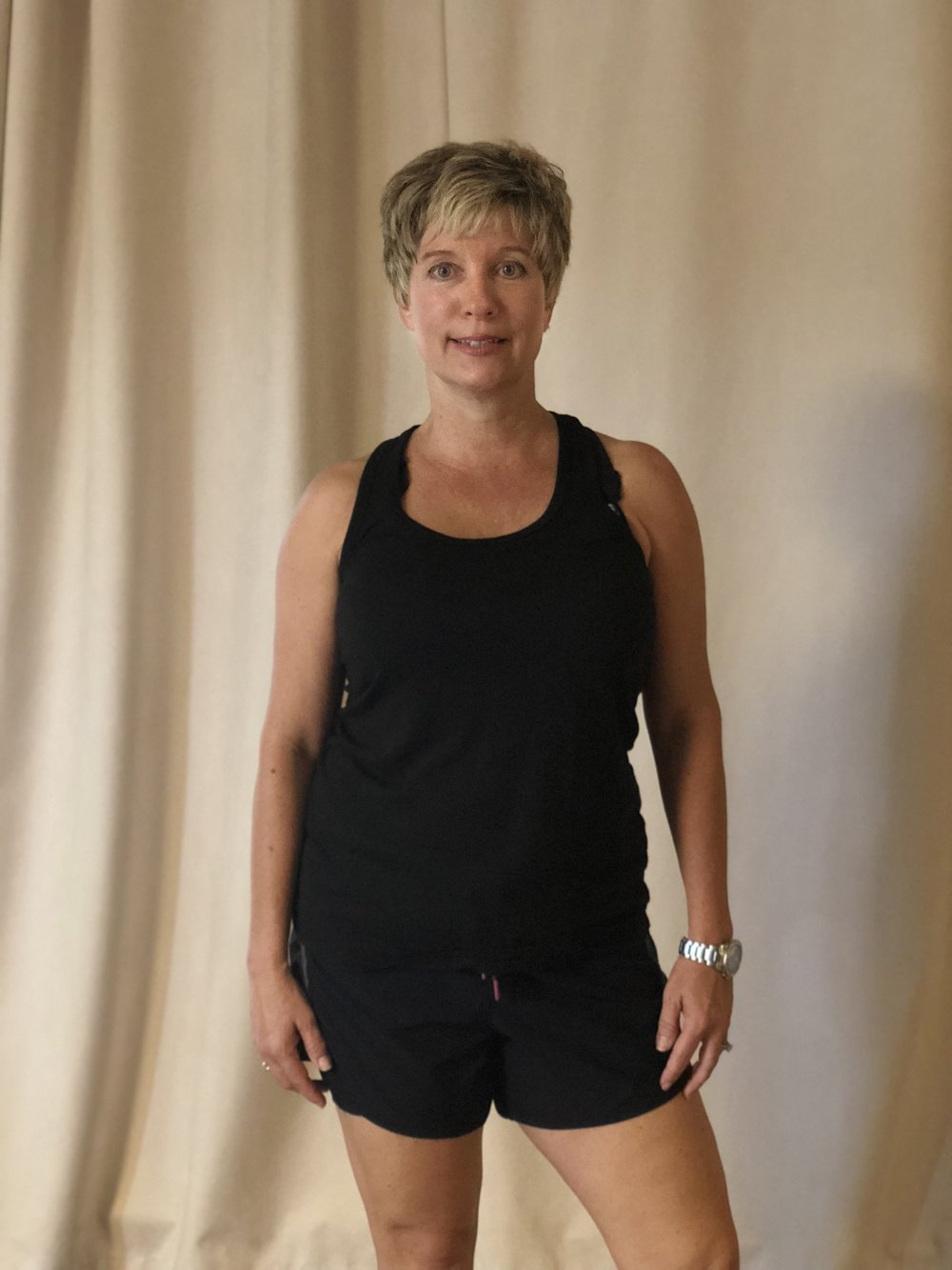 Stephanie Forrester    Pilates/Body Sculpting Instructor