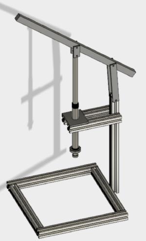 Injection Molder CAD