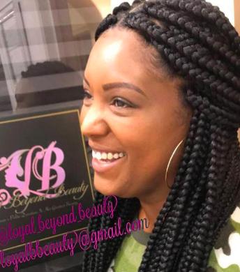Loyal Beyond Beauty   https://www.facebook.com/Loyalbeyondbeauty/