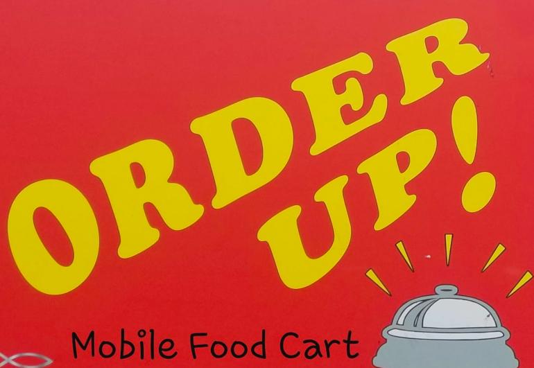 Order up mobile food   https://www.facebook.com/Orderupmobilefood