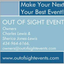 Out of Sight events   www.outofsightevents.com