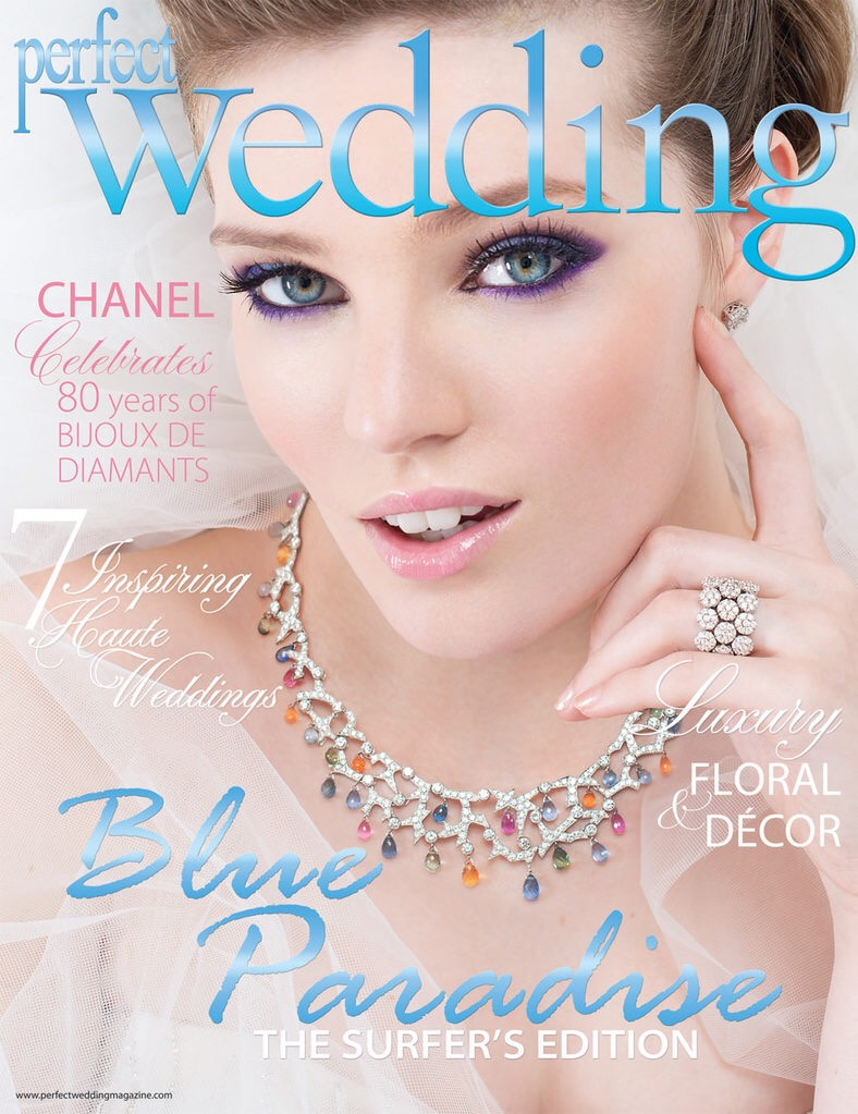 Perfect Wedding Magazine featured Karla Casillas and Co..jpeg
