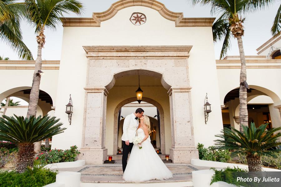 Cabo del Sol Club House Entrance
