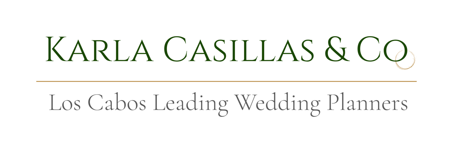 Wedding Coordinators in Los Cabos - Cabo Wedding Planner | Karla Casillas and Co.