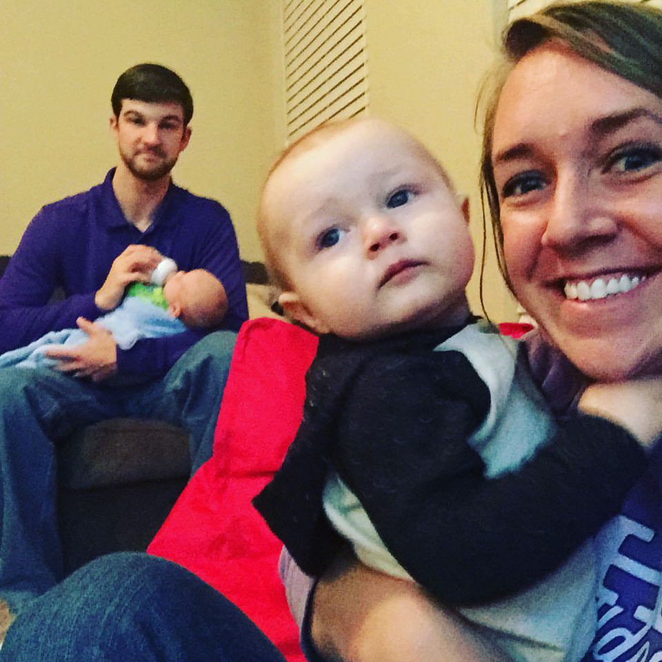 brooke and luke babysitting.jpg