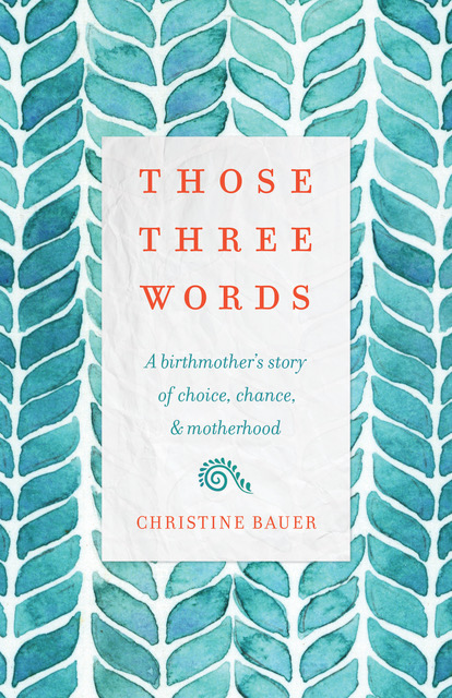 Christine's new book!