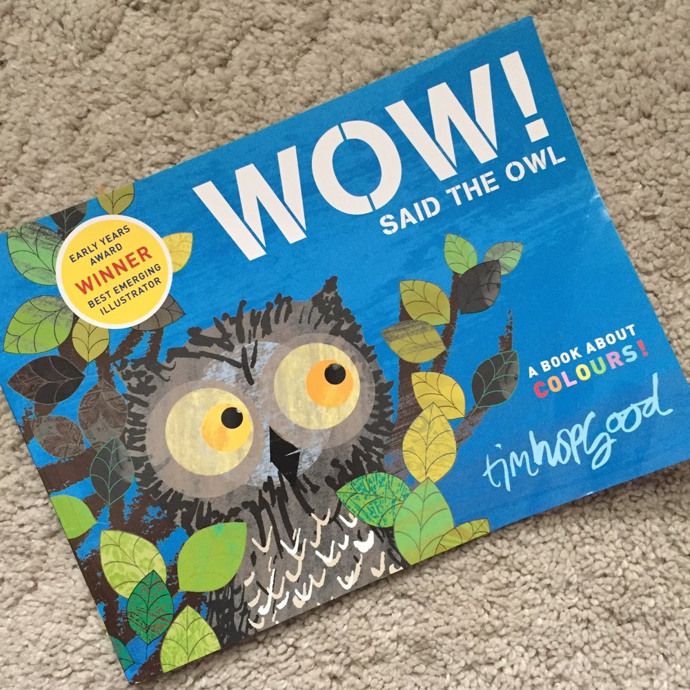 Review - Wow! Said The Owl