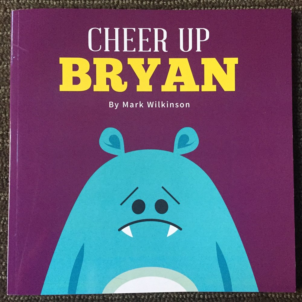 Review - Cheer Up Bryan