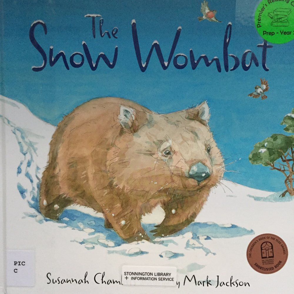Review - The Snow Wombat