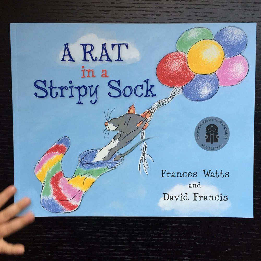 Review - A Rat In A Stripy Sock