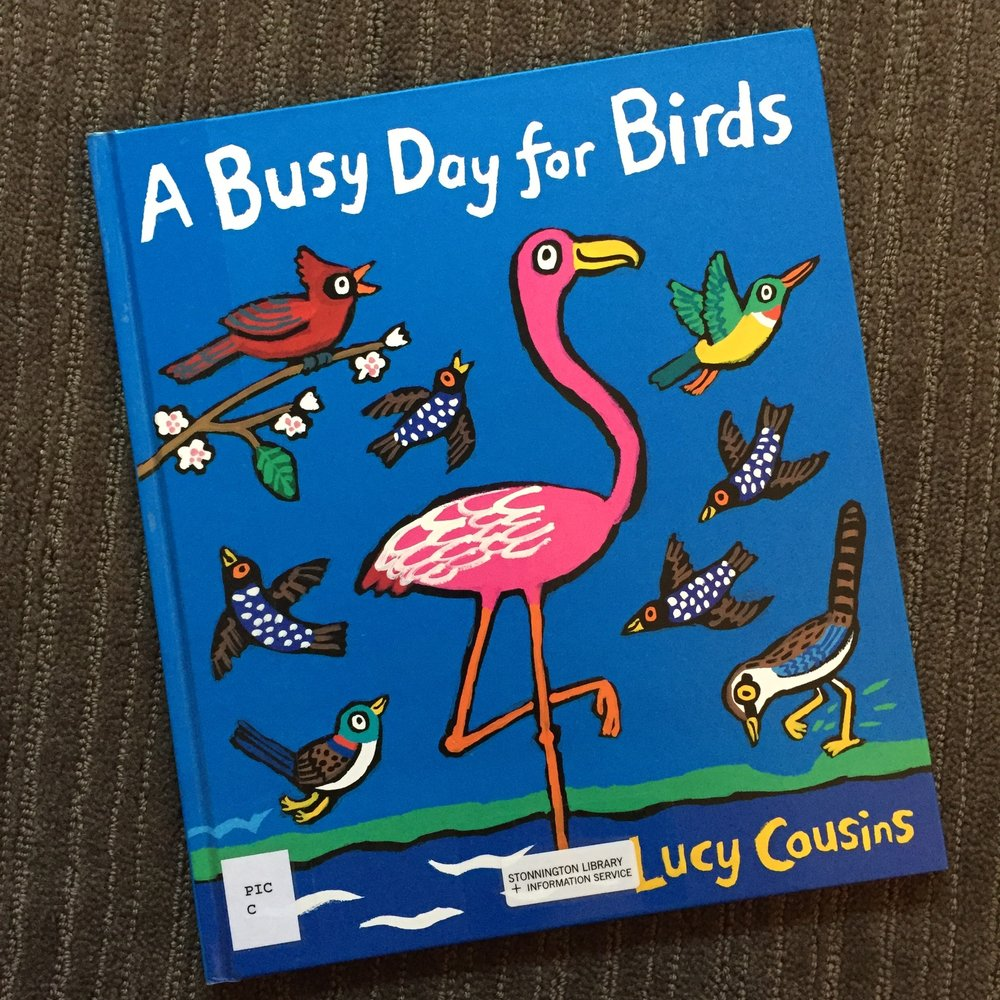 Review - A Busy Day For Birds