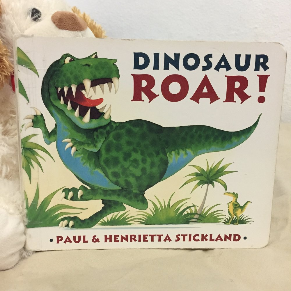 Review - Dinosaur Roar